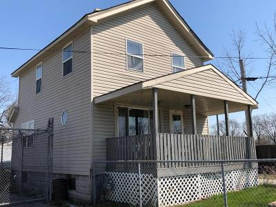Columbus OH Single Family Home For Sale: $65,000