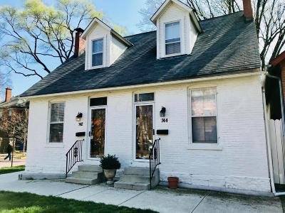Columbus OH Multi Family Home Contingent Finance And Inspect: $365,000