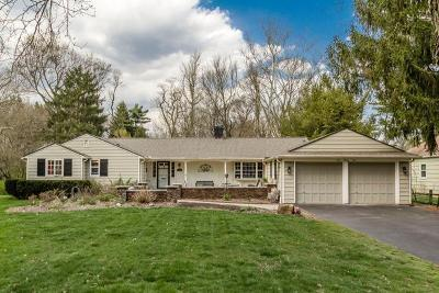 Franklin County, Delaware County, Fairfield County, Hocking County, Licking County, Madison County, Morrow County, Perry County, Pickaway County, Union County Single Family Home For Sale: 334 W South Street