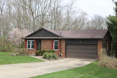 Mount Vernon Single Family Home For Sale: 18409 Hall Drive