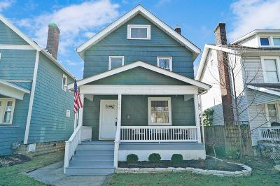 Franklin County, Delaware County, Fairfield County, Hocking County, Licking County, Madison County, Morrow County, Perry County, Pickaway County, Union County Single Family Home For Sale: 255 E Mithoff Street