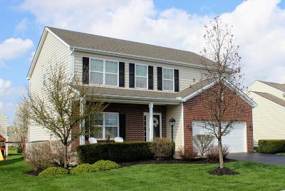 Franklin County, Delaware County, Fairfield County, Hocking County, Licking County, Madison County, Morrow County, Perry County, Pickaway County, Union County Single Family Home For Sale: 1701 Daffodil Place