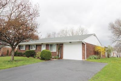 Westerville Single Family Home For Sale: 250 Bombay Avenue