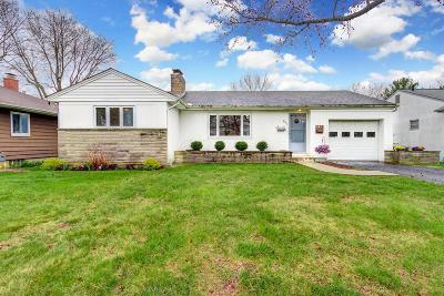 Columbus Single Family Home For Sale: 641 E Weisheimer Road
