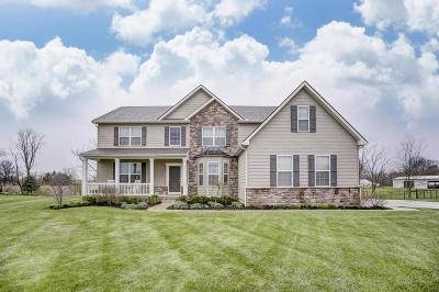 Pickerington Single Family Home For Sale: 8273 Cameron Court NW
