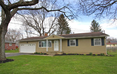 Fredericktown Single Family Home Contingent Finance And Inspect: 6 Miami Avenue