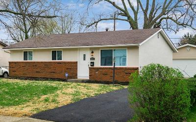 Columbus Single Family Home For Sale: 2556 Brownfield Road