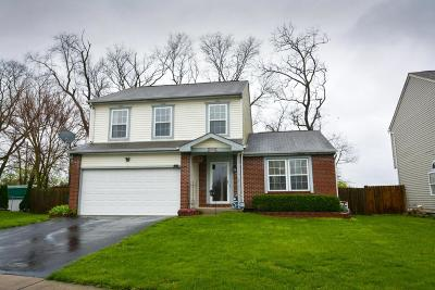 Columbus Single Family Home For Sale: 4315 Oakwind Drive