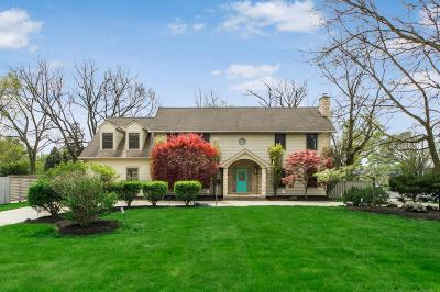 Upper Arlington Single Family Home For Sale: 2901 Eastcleft Drive