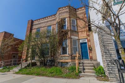Columbus Multi Family Home For Sale: 2481-2483 N High Street