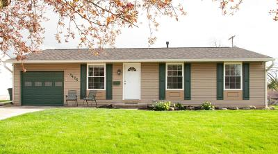 Westerville Single Family Home For Sale: 3475 Brazzaville Road