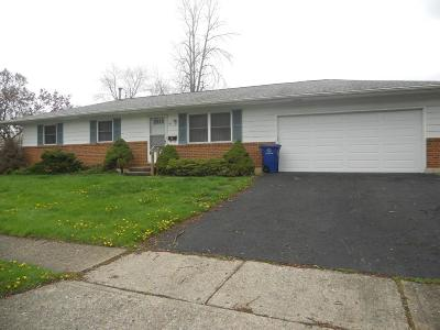Columbus Single Family Home For Sale: 2146 Easthaven Drive