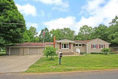 Fredericktown Single Family Home For Sale: 17899 Buena Vista Drive