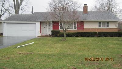 Columbus Single Family Home For Sale: 4249 Eastlea Drive