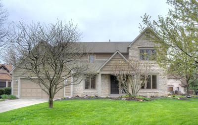 Westerville Single Family Home For Sale: 655 Amy Lu Court