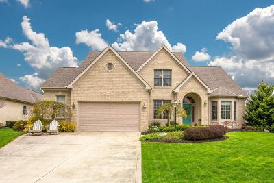 Westerville Single Family Home For Sale: 8119 Saybrook Drive