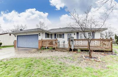 Columbus Single Family Home For Sale: 2597 Hubbell Road