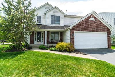 New Albany Single Family Home Sold: 4804 Sapwood Drive