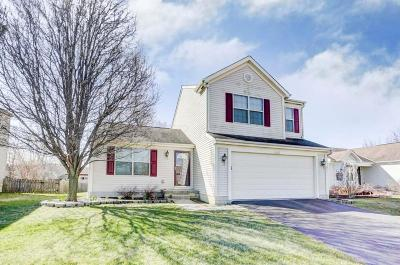 Hilliard Single Family Home For Sale: 5837 Wooden Plank Road