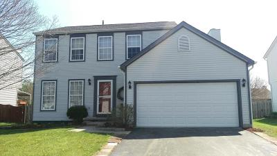Groveport Single Family Home Contingent Finance And Inspect: 5282 Knight Street