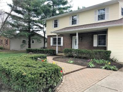 Franklin County, Delaware County, Fairfield County, Hocking County, Licking County, Madison County, Morrow County, Perry County, Pickaway County, Union County Single Family Home For Sale: 6261 White Sulphur Court