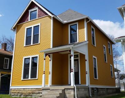 Columbus Single Family Home For Sale: 1110 E Rich Street