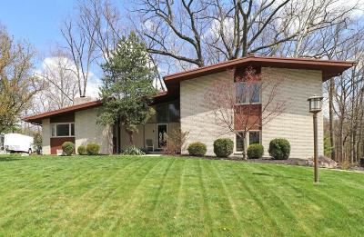 Columbus Single Family Home For Sale: 828 Persimmon Place