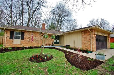 Franklin County, Delaware County, Fairfield County, Hocking County, Licking County, Madison County, Morrow County, Perry County, Pickaway County, Union County Single Family Home For Sale: 2060 Cherokee Drive