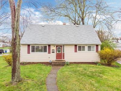 Columbus Single Family Home For Sale: 1379 Aven Drive