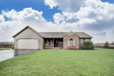 Franklin County, Delaware County, Fairfield County, Hocking County, Licking County, Madison County, Morrow County, Perry County, Pickaway County, Union County Single Family Home For Sale: 9226 State Route 19