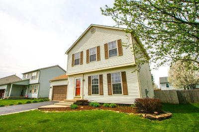 Groveport Single Family Home Contingent Finance And Inspect: 5285 Princeton Lane