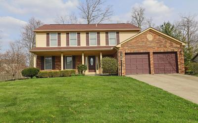 Gahanna Single Family Home Contingent Finance And Inspect: 500 Howland Drive