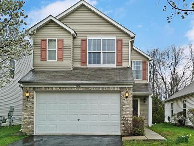 Hilliard Single Family Home Contingent Finance And Inspect: 5794 Brinkwater Boulevard