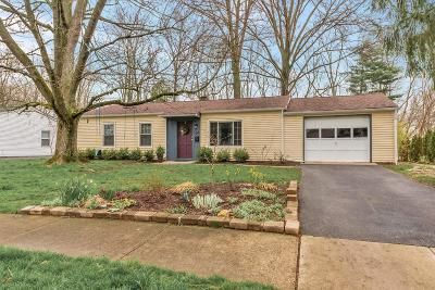 Westerville Single Family Home Contingent Finance And Inspect: 24 Pleasant Avenue