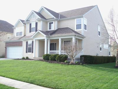 Blacklick Single Family Home For Sale: 7609 Hutton Street