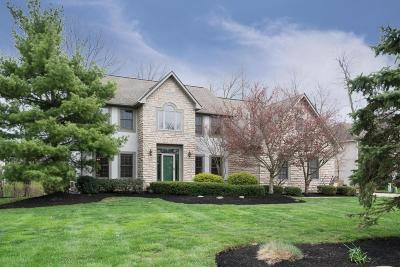 Westerville Single Family Home For Sale: 5412 Annandale Court