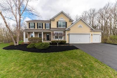 Union County Single Family Home Contingent Finance And Inspect: 7501 Pharoah Drive