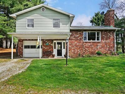 Newark Single Family Home Contingent Finance And Inspect: 3041 Welsh Hills Road