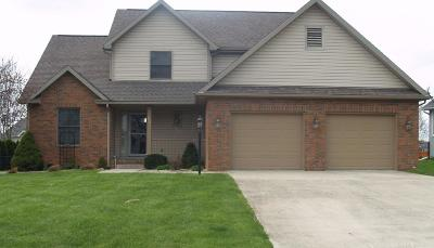 Chillicothe OH Single Family Home For Sale: $279,995