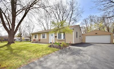 Hilliard Single Family Home Contingent Finance And Inspect: 4445 Darley Court