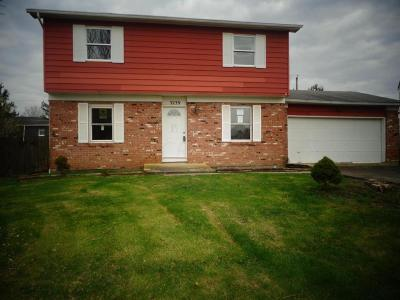 Single Family Home For Sale: 3239 Kingswood Drive
