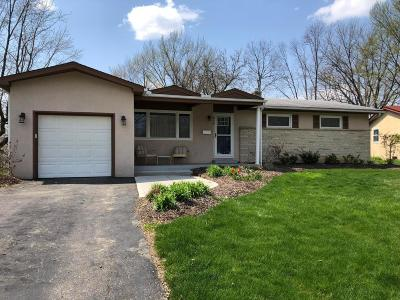 Worthington Single Family Home Contingent Finance And Inspect: 815 Franklin Court