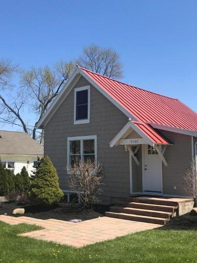 Worthington Single Family Home Contingent Finance And Inspect: 6180 Hutchinson Street