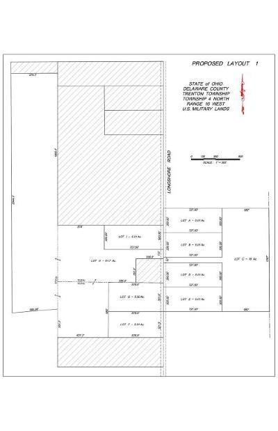 Sunbury Residential Lots & Land Contingent Finance And Inspect: Lot C Longshore Road