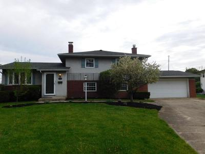 Single Family Home For Sale: 200 Woodsview Drive
