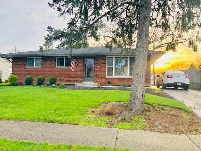 Heath Single Family Home Contingent Finance And Inspect: 503 Partridge Road