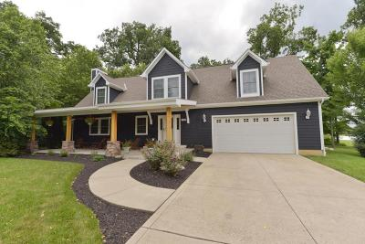 Powell Single Family Home For Sale: 180 W Mohawk Drive