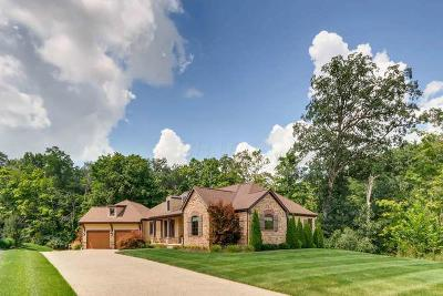 Powell Single Family Home For Sale: 9780 Riverway Run