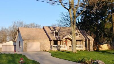 Gahanna Single Family Home Contingent Finance And Inspect: 336 James Road
