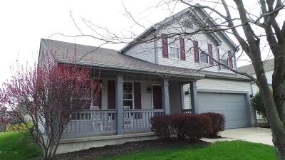 Groveport Single Family Home Contingent Finance And Inspect: 447 Rothgate Drive
